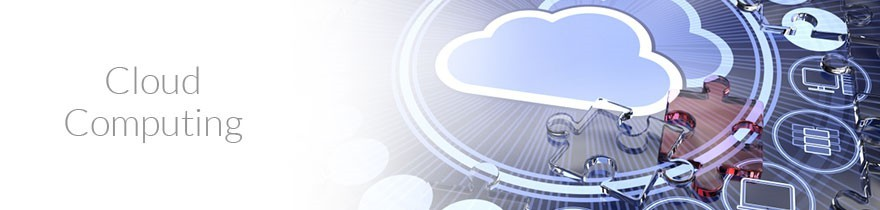 Cloud Computing Slider